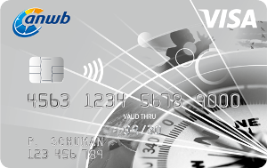 Anwb Visa Silver Card International Card Services