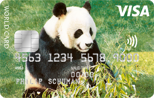 World Card Panda